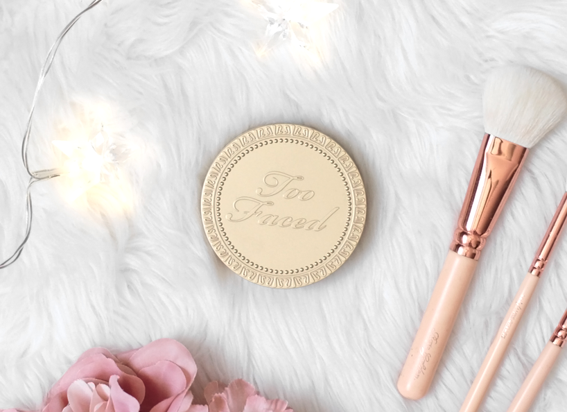 too faced milk chocolate soleil bronzer review blog