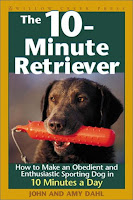 Training retrievers in 10 minutes a day.