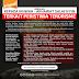 Imbauan Kepada Ikhwah - Akhawat Salafiyyin Terkait Peristiwa Terorisme