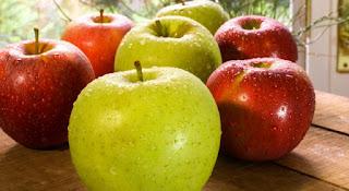 Manfaat Apel Merah Bagi Kesehatan