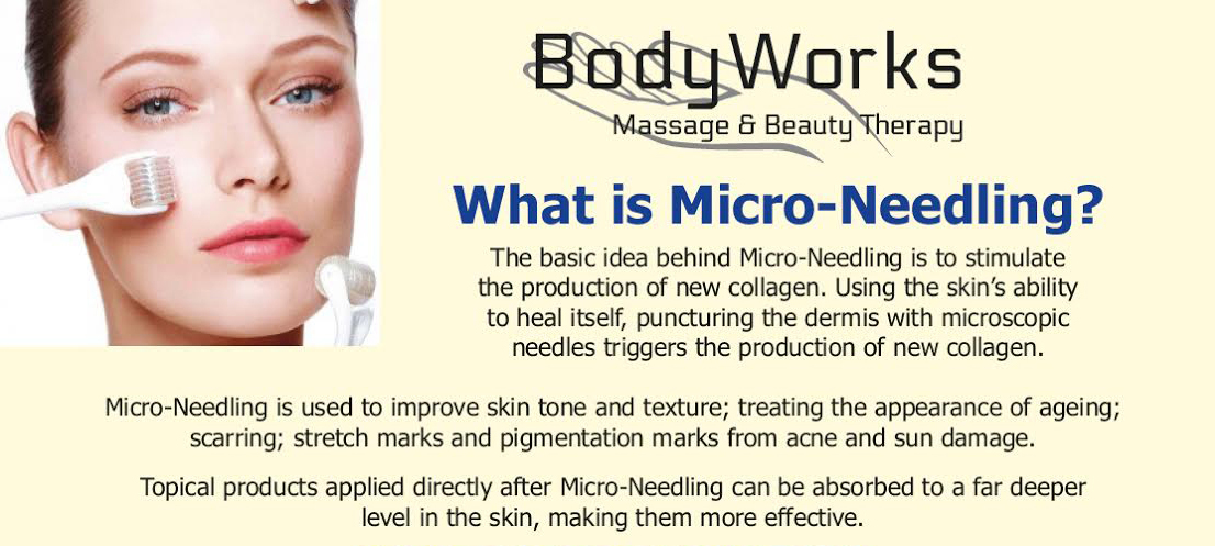 Micro-needling - My experience and results | All kinds of
