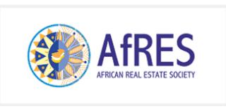 African Real Estate Society Borsa di studio per master