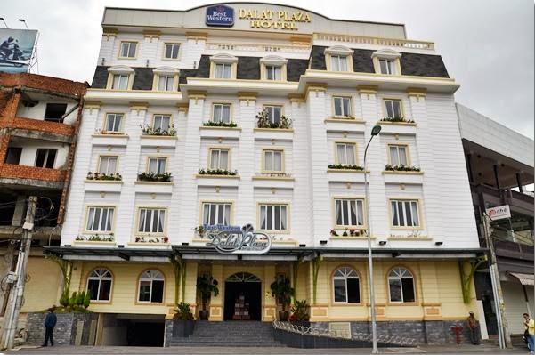 Khách sạn Best Western Dalat Plaza