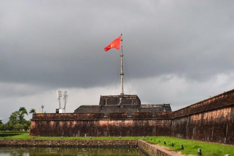Hué, Unesco, Citadelle, vietnam