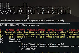 Install Wordpresscan Termux on Android