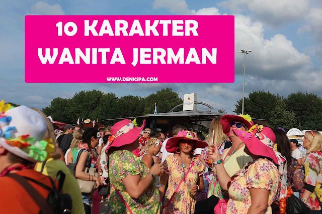 10 Karakter Wanita Jerman