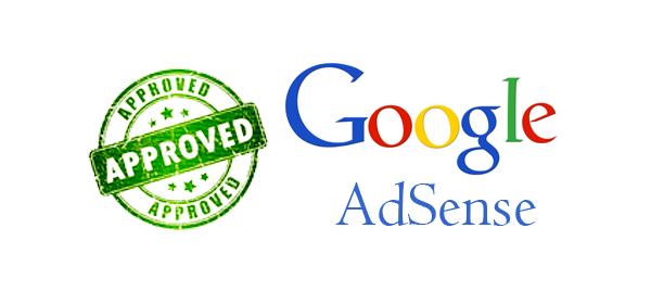 diterima google adsense