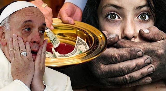 Où vont les dons de l'Église (Catholique Romaine) ? dans Réveil church-donations-abuse