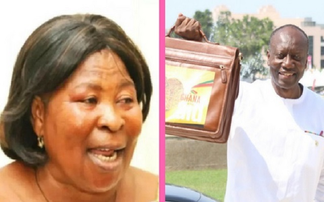 Akua Donkor's expectation for 2018 Budget