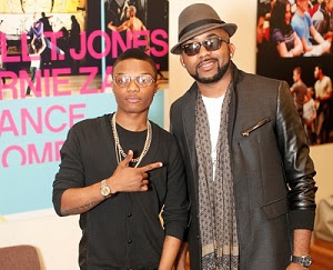 wizkid still with banky w eme