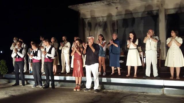 «Μ'ακούς Ευθαλία;» Μια εξαιρετική παράσταση από την Θεατρική Ομάδα Νέας Κίου
