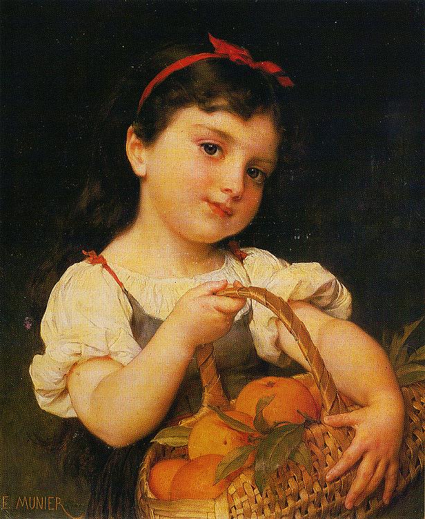 Emile Munier (1840-1895)