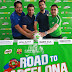 MILO Philippines x FC Barcelona: A Parnership to Nourish the Young Champions in Spain Training
