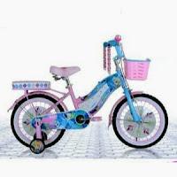 16 element frozen 1 ctb sepeda anak
