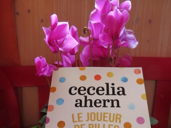 Le joueur de billes de Cecelia Ahern