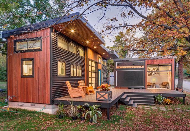 Amplified Tiny House, Tiny House Nation