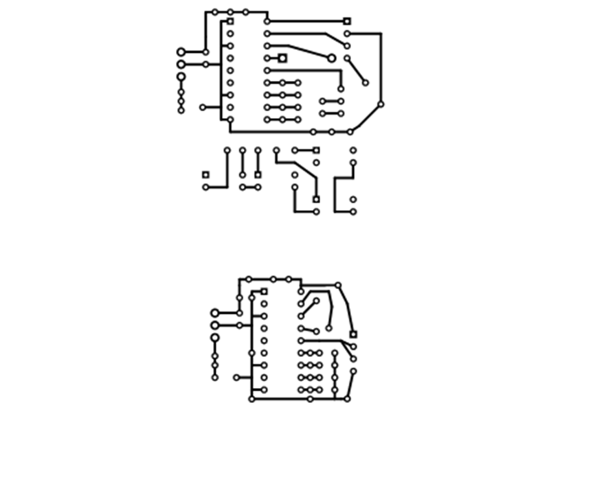 electronics project how to make pcb of an electronic
