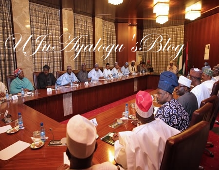 No convention without Buhari, APC governors vow
