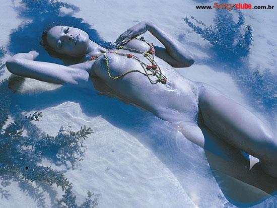 Adriana Bombom pelada nua na sexy 9