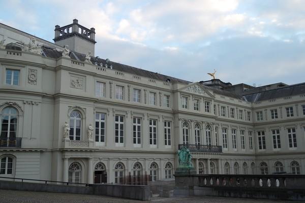 bruxelles musée beaux arts