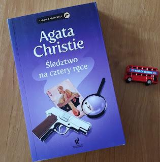 """Detektywistyczne perypetie małżeństwa Beresford. Recenzja """"Śledztwa na cztery ręce"""" Agaty Christie."""