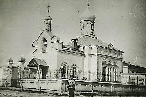 Церковь, построенная на деньги банковского афериста Ивана Рыкова