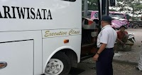 Dishub Bone Lakukan  Cek Fisik Terhadap Bus yang Akan Digunakan Jemaah Calon Haji