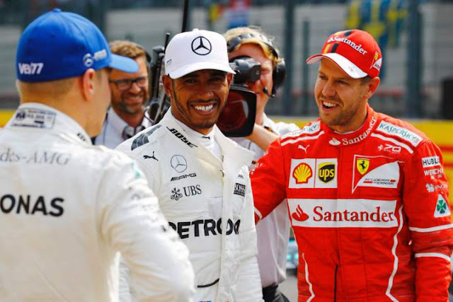 Lewis_Hamilton(Kiri)_Sebastian_Vettel(Kanan)_Belgia_2017