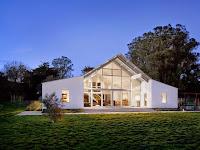 Rancangan Ilham Sirkulasi Rumah Modern Terbuka
