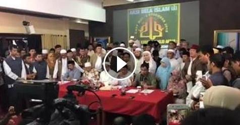 VIDEO: Konferensi Pers GNPF MUI Terkait Aksi Bela Islam III