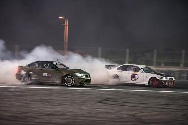Mohammad Al Khaiat against Aljaouni Racing