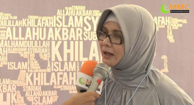 Irena Handono: Negara Indonesia Sedang Mengidap Islamophobia Akut