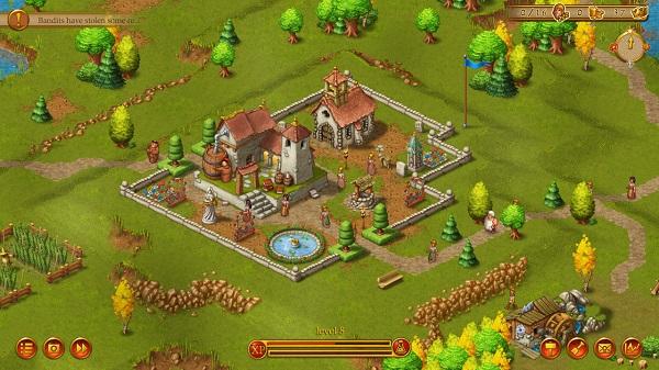 Townsmen Gameplay