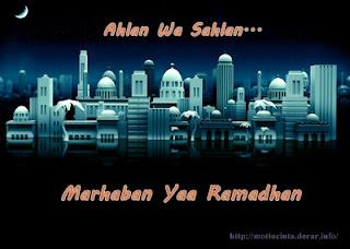 Kumpulan Kata Ucapan Menyambut Ramadhan