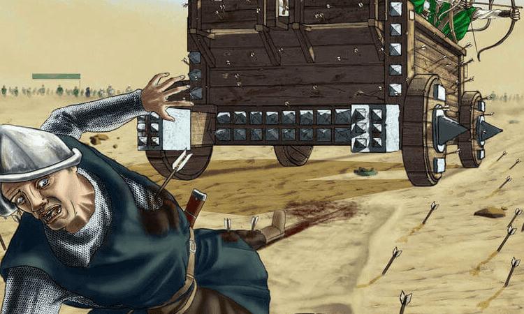 تحميل لعبة صلاح الدين برابط مباشر Stronghold Crusader