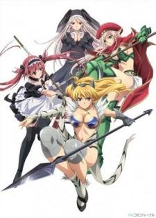 Queens Blade: Utsukushiki Toushitachi