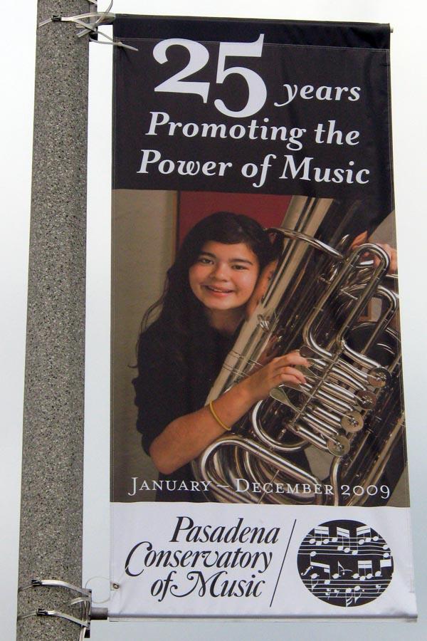 Pasadena Conservatory - Tuba Player