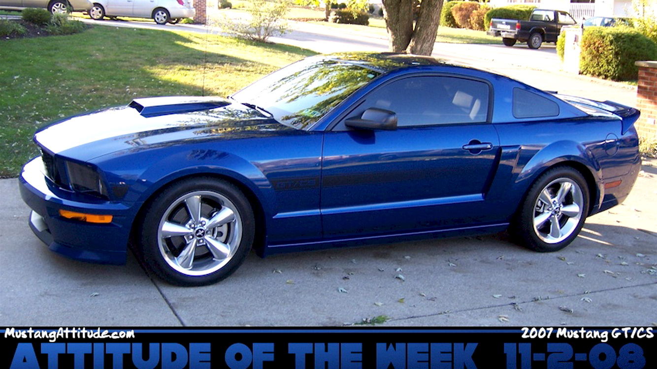 Fastest Ford Mustang Part 7 2007 Mustang Gt California