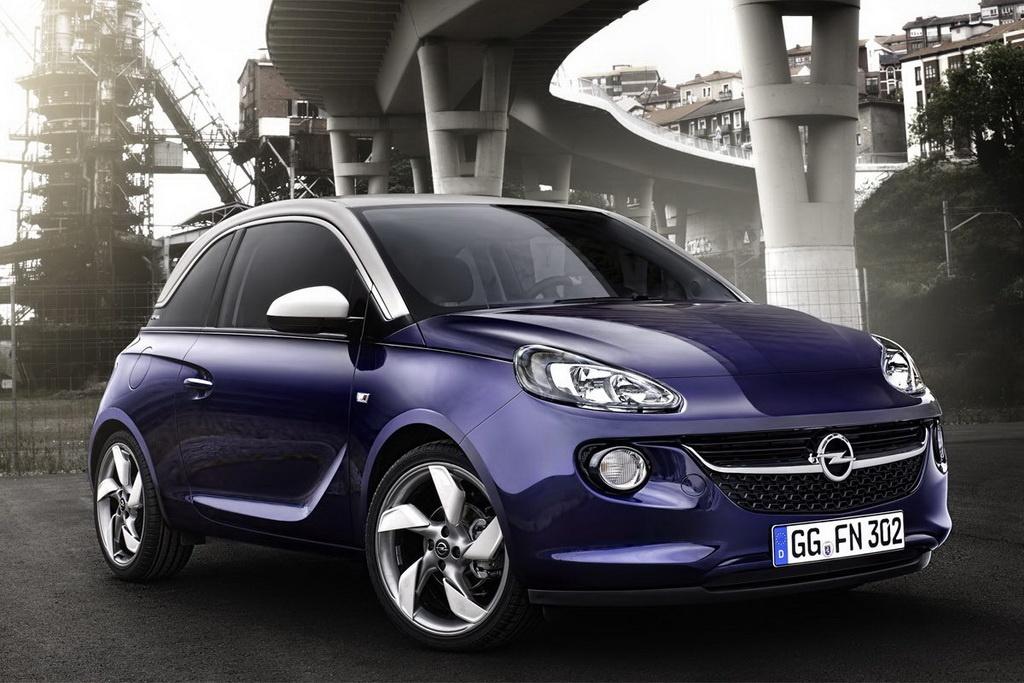 All German Auto >> 2013 Opel Adam   Cars Sketches