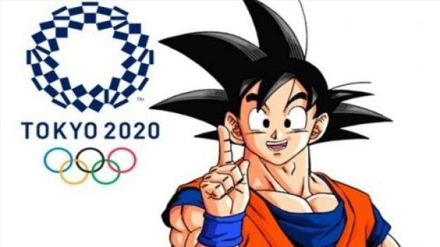 Gokú: Embajador de los juegos olímpicos de Tokyo 2020