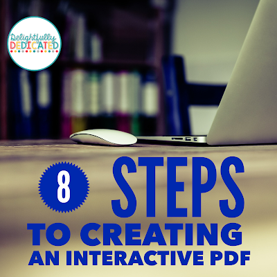 8 Steps to Creating an Interactive PDF