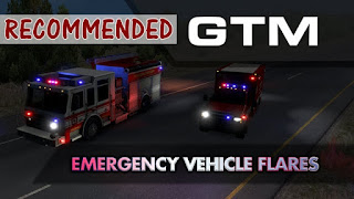 GTM Emergency Vehicle Flares