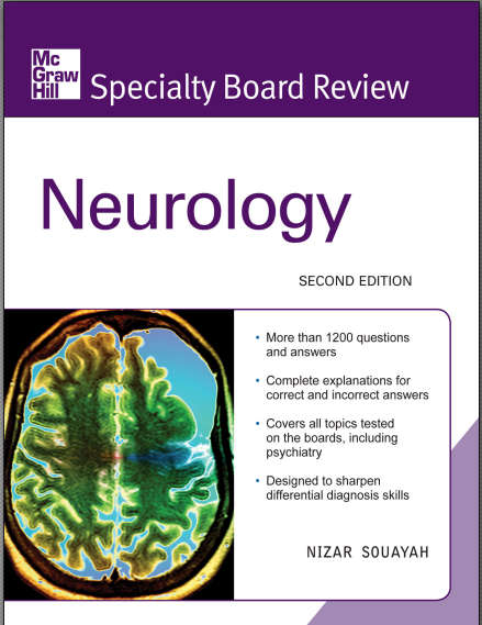 Specialty Board Review Neurology - 2e