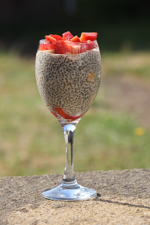 Chia seeds nutrition and chia seeds weight loss