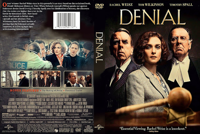Denial DVD Cover