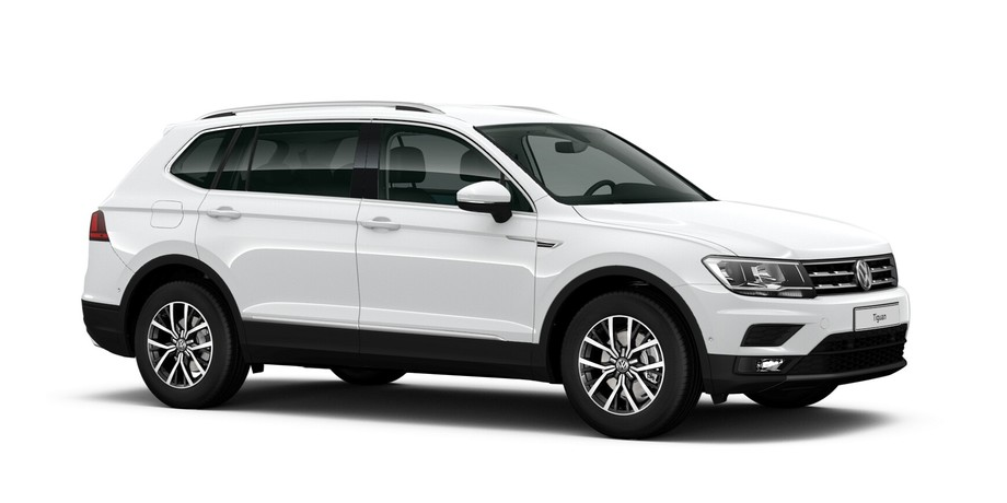 volkswagen tiguan allspace 2018 couleurs colors. Black Bedroom Furniture Sets. Home Design Ideas