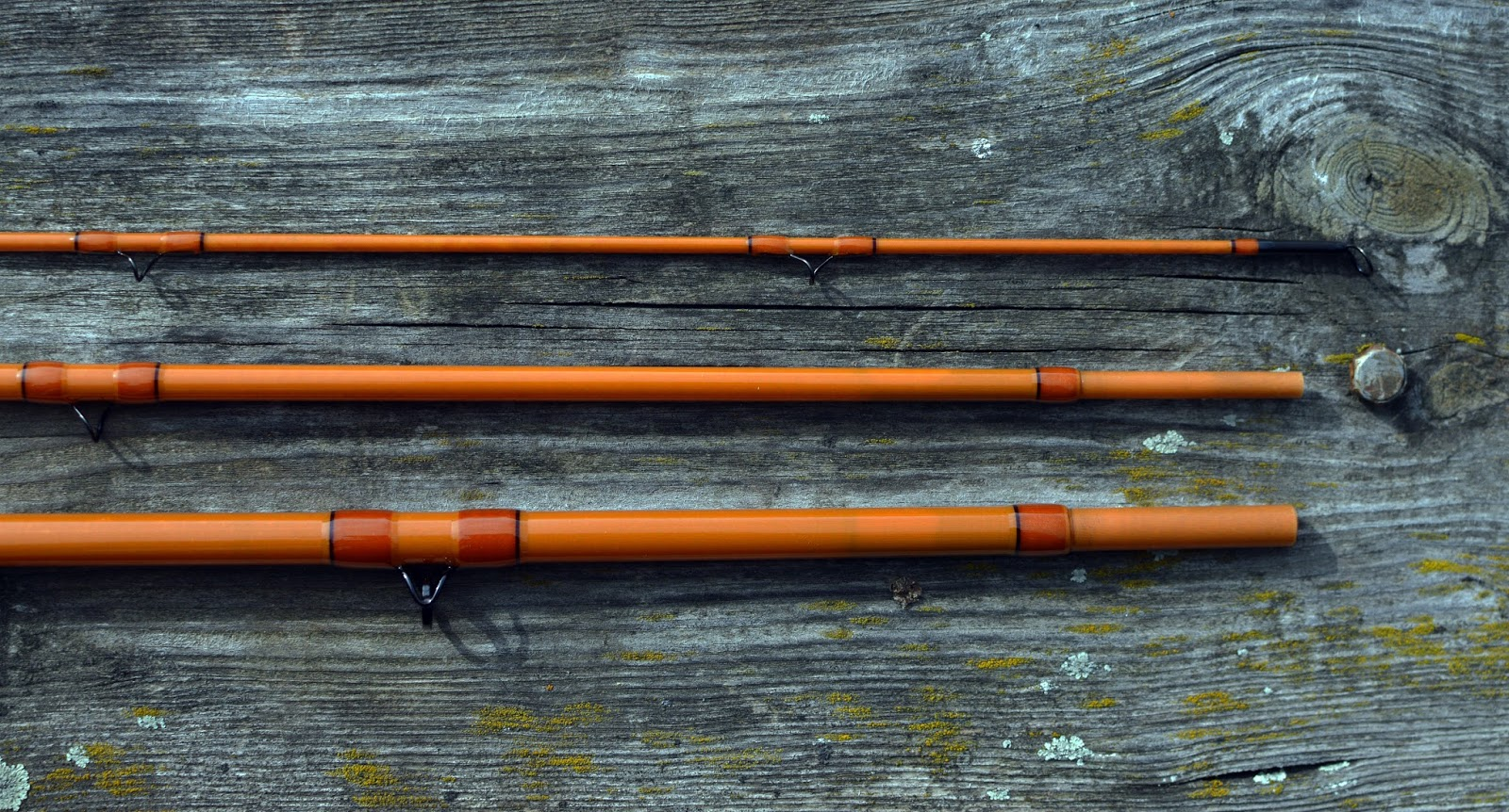 Handcrafted graphite and fiberglass fly rods lamiglas 8 39 5wt for Lamiglas fishing rods