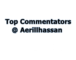 Top Commentator May 2018