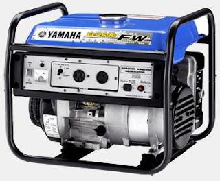 Daftar Harga Mesin Genset Merk Yamaha