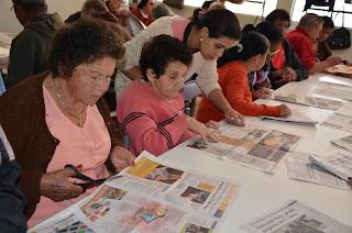 Centro de Convivência dos Idosos (CCI) - Crédito: Assessoria